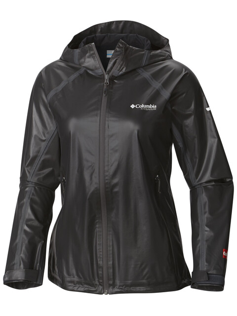 Columbia Outdry Ex Gold Tech Shell Jacket Women black